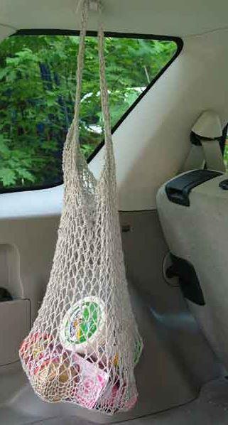 Reusable Grocery Bag Allfreeknitting Com