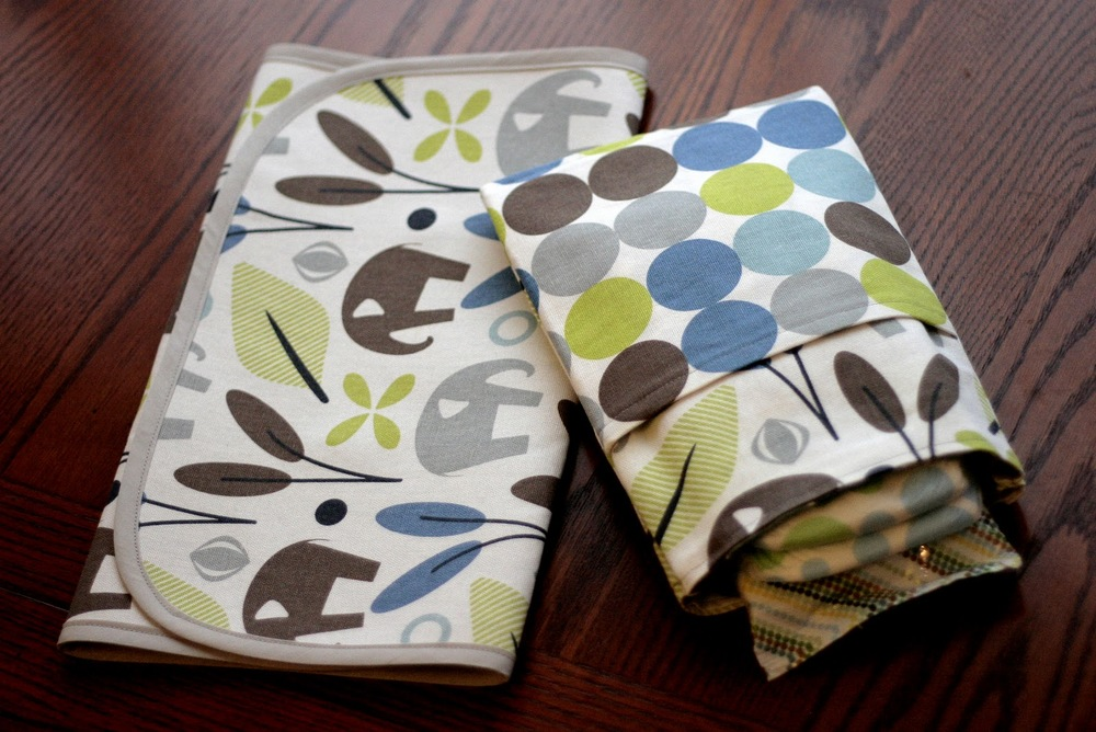 Diaper Pouch And Changing Pad Allfreesewing Com