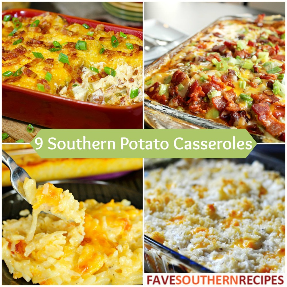 9 Best Potato Casserole Recipes: Southern Recipes For