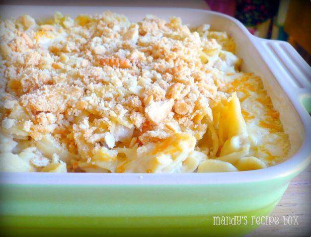 Easy recipe for a chicken casserole