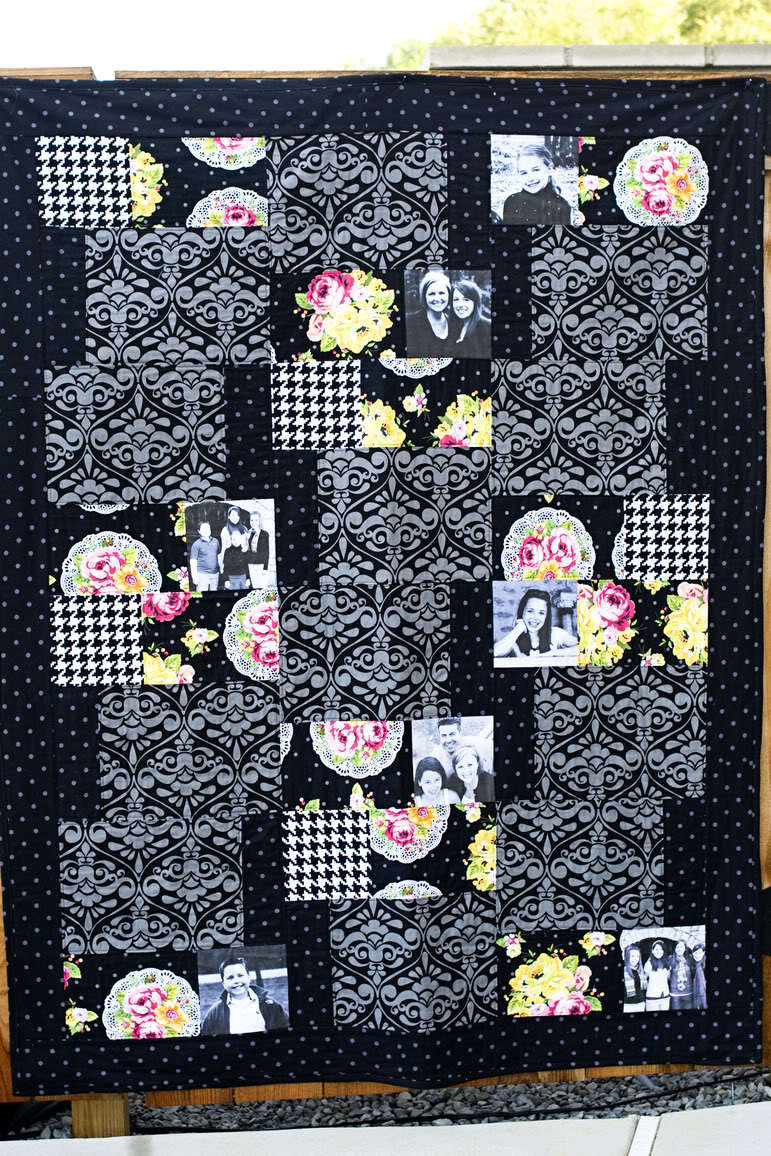 Graduation Keepsake Quilt For Her Favequilts Com