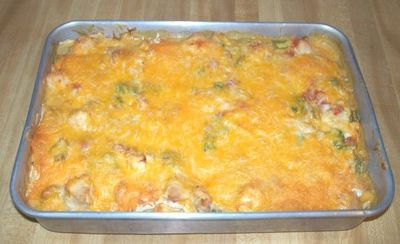 The Ultimate King Ranch Chicken Casserole ...