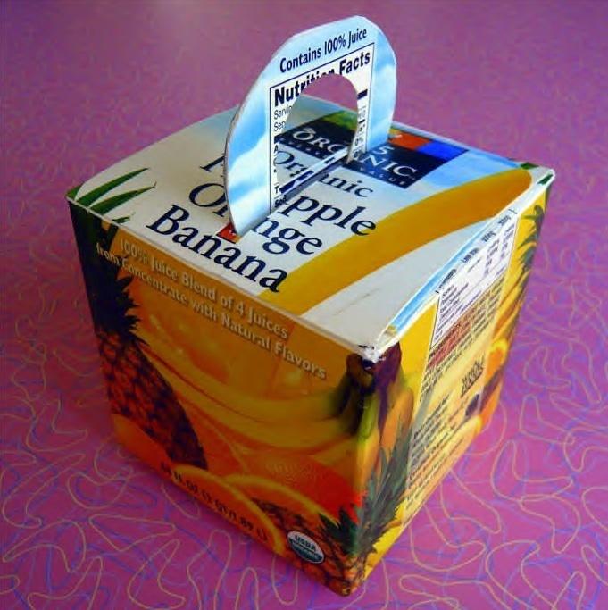 Drink Carton Gift Box | FaveCrafts com