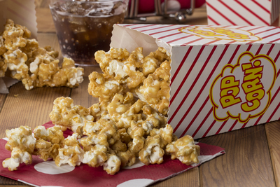 Irresistible Caramel Corn