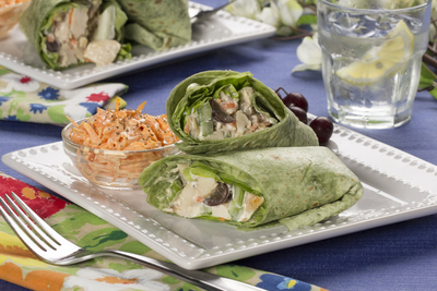 Company Fancy Chicken Wraps