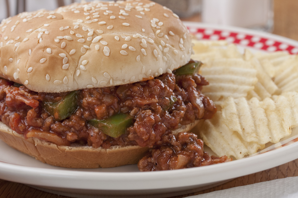 Homestyle sloppy joes for Different meal ideas for ground beef