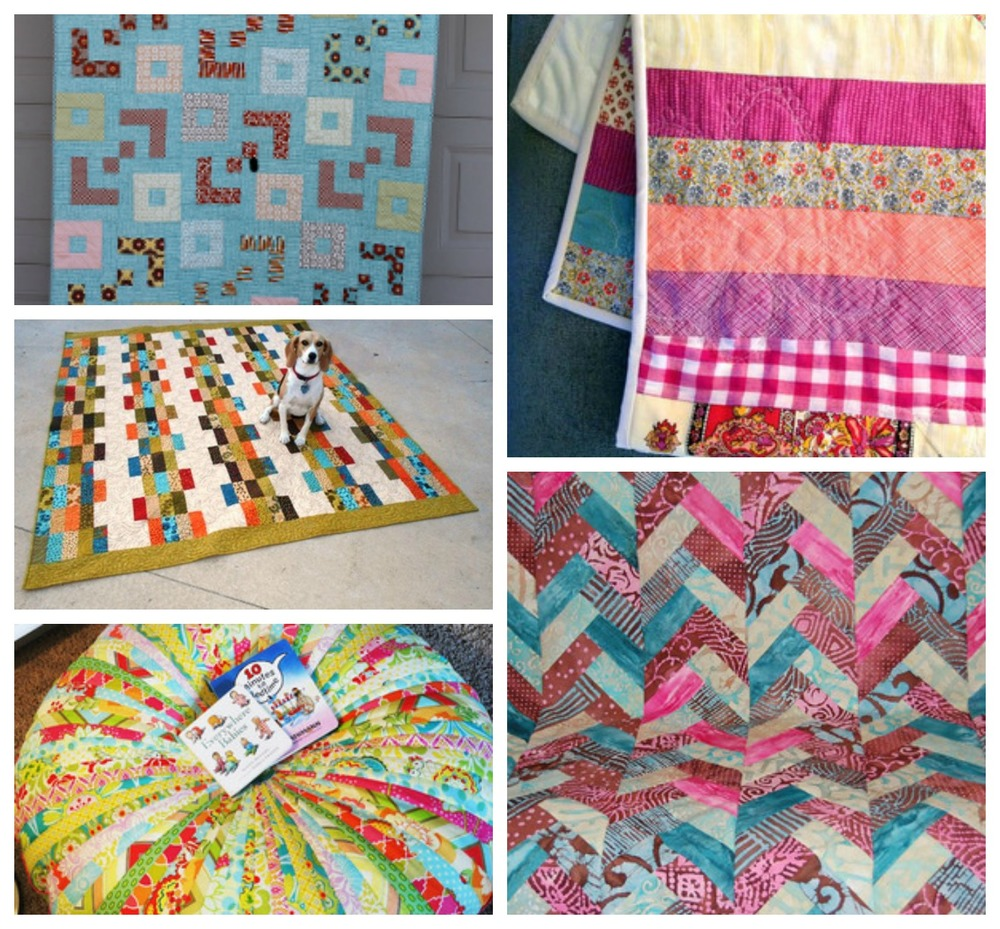 quilt projects Make cute accessories, album covers, quilts, pillows, and more with our free sewing craft patterns and sewing instructions.