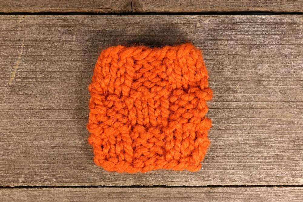 How To Knit: Close Check Stitch Video Tutorial AllFreeKnitting.com