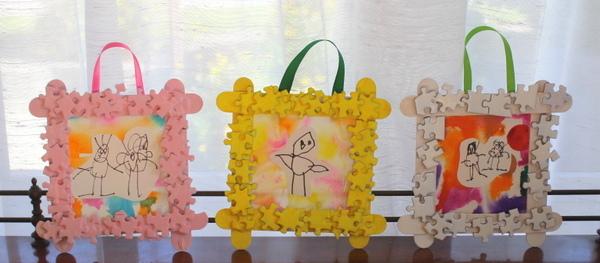 Поделки для малышей своими руками для мамы