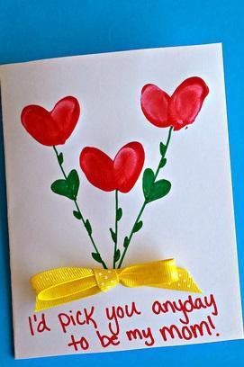 DIY Happy Mother 39 s Day Greeting Card AllFreeKidsCrafts