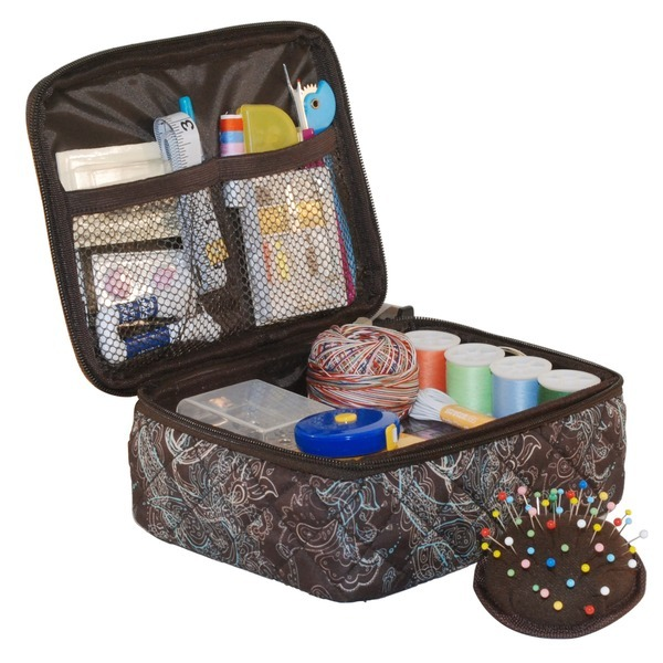 everything mary quilted sewing organizer