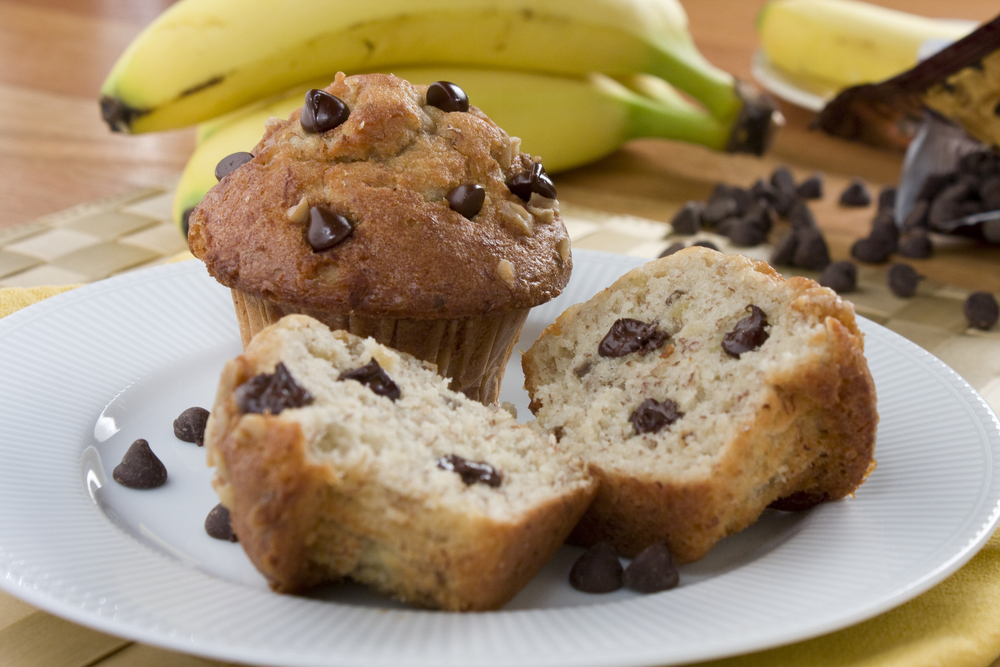 Chocolate Chip Banana Muffins: Our Best Chocolate Chip ...
