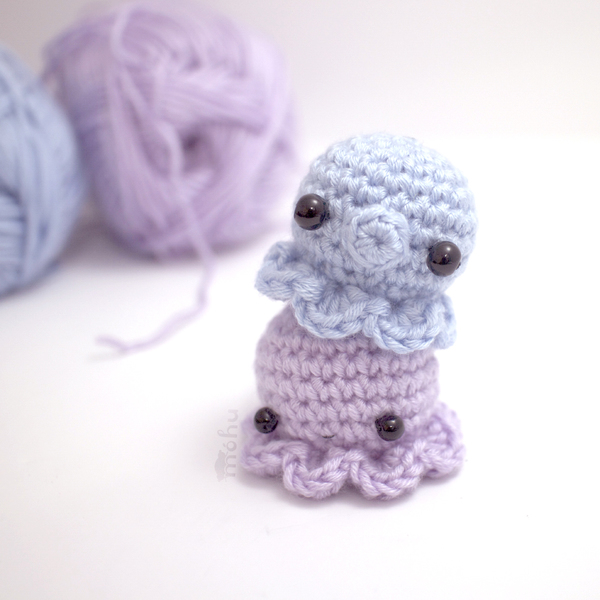 Mini Octopus Crochet Pattern