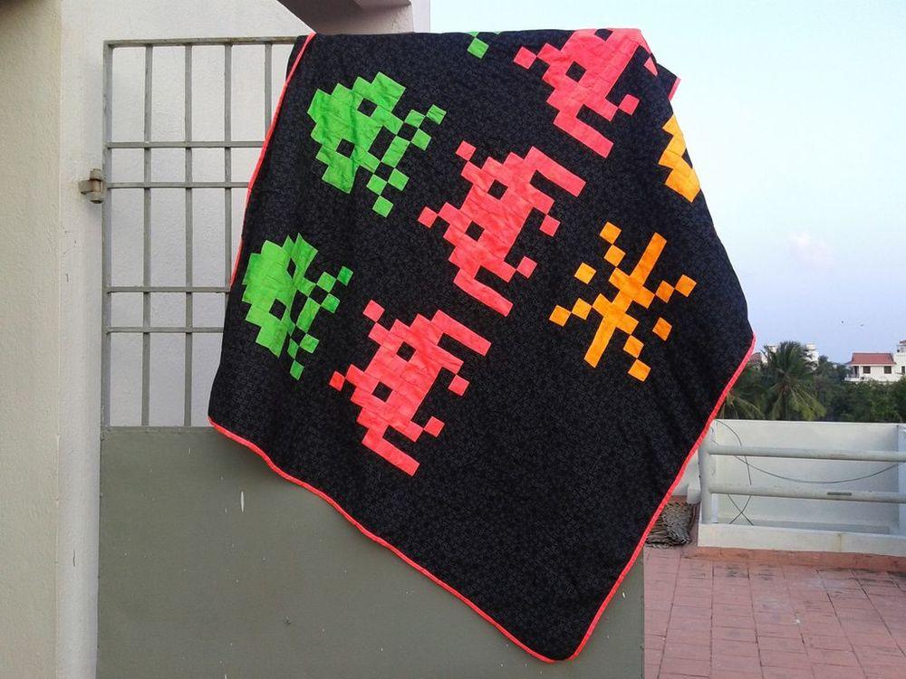 Arcade Boys Quilt Pattern Favequilts Com