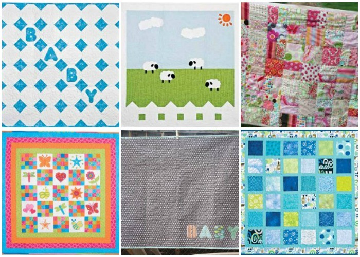 graphic relating to Baby Quilt Patterns Free Printable identified as 14 Simple Boy or girl Quilt Habits for Boys and Females\