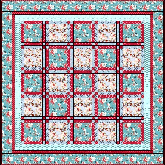 Luscious image with regard to printable quilt