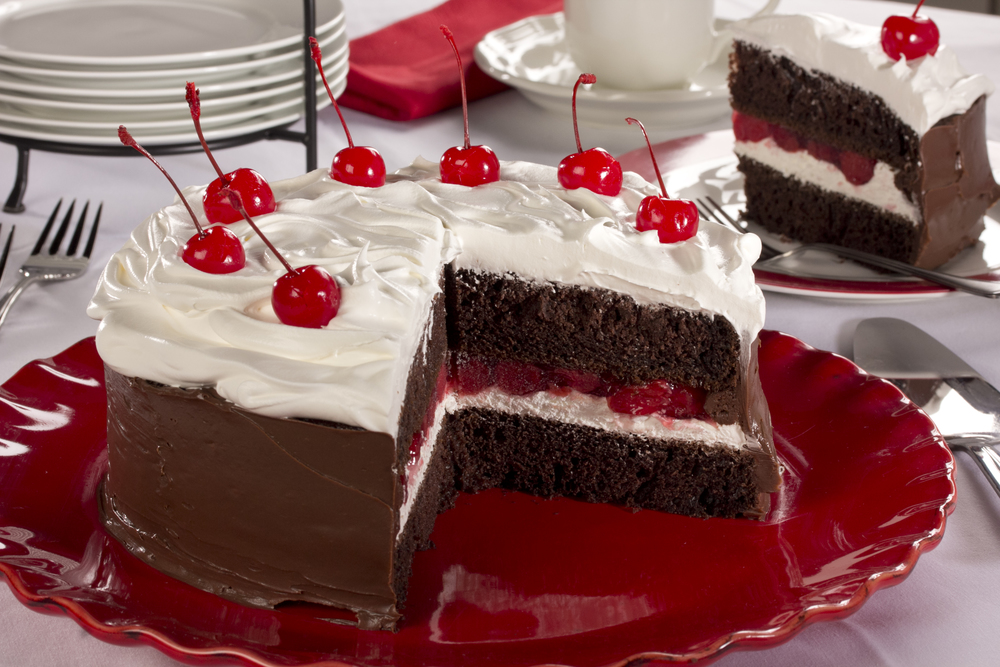 Best Black Forest Cake Recipe