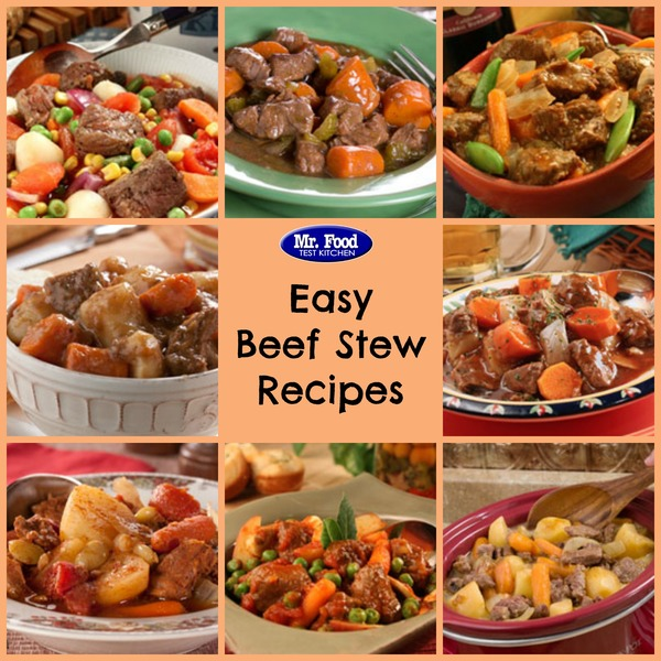 Mr Food Crock Pot Recipes