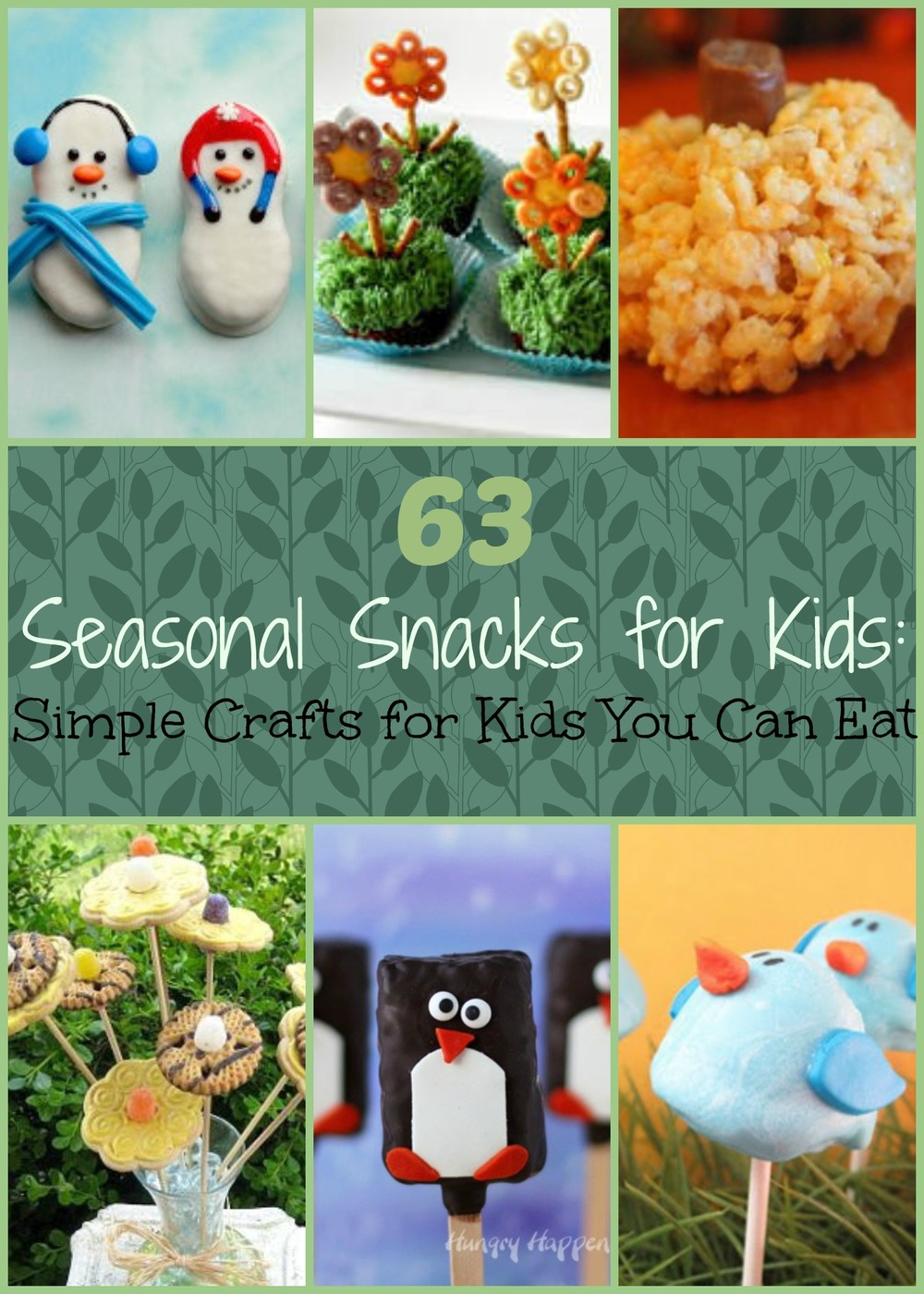 Seasonal Snacks for Kids Simple
