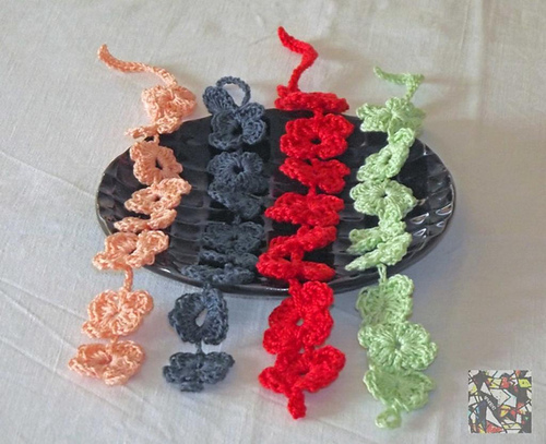 Knock Off Crochet Bracelet Pattern