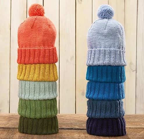 Everyday Knit Hat Pattern  c877d93de44