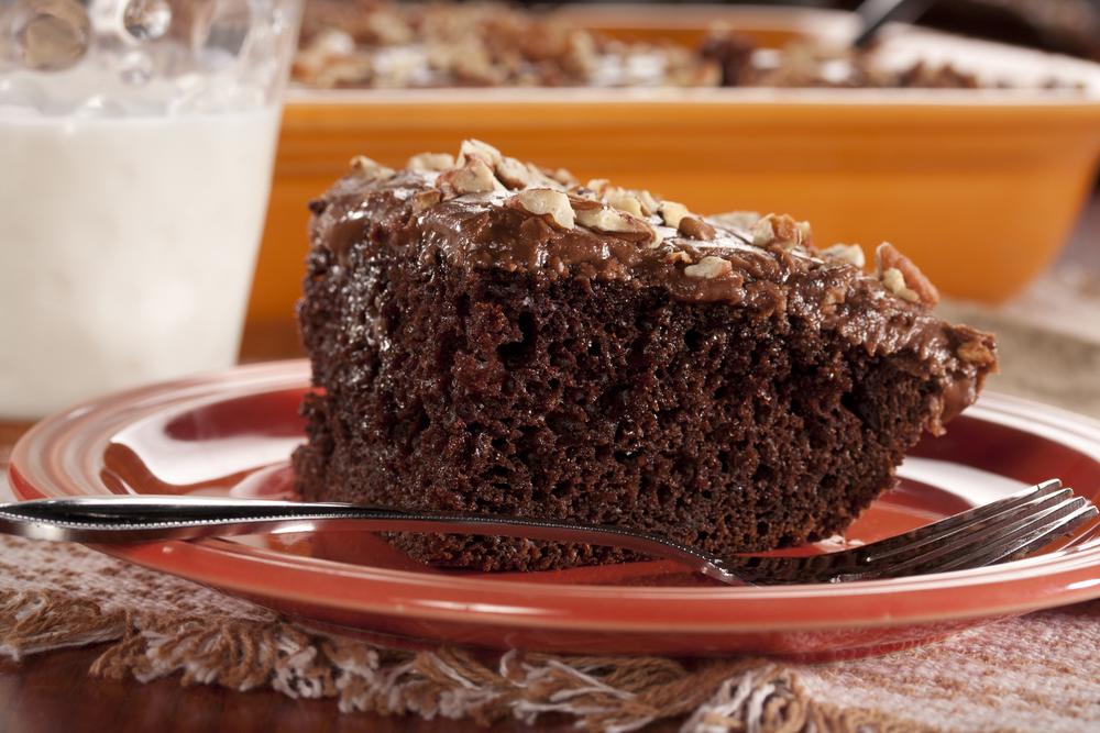 Chocolate cake from cake mix recipe