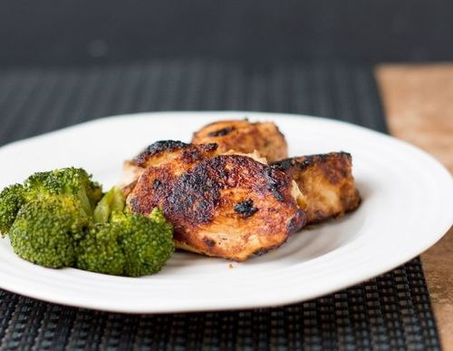 Zesty Glazed Drumsticks Favehealthyrecipes Com
