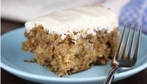 Pistachio And Pineapple Easy Cake Recipe