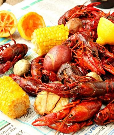 How to Boil Crawfish at Home
