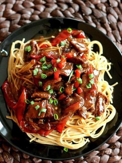 how to make mongolian beef sauce