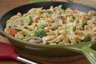 Chicken Noodle Skillet