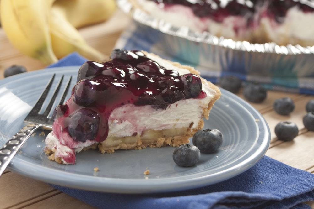 blueberry pie filling recipe