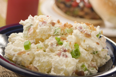 No-Bake Baked Potato Salad