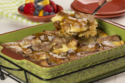All-in-One French Toast Bake
