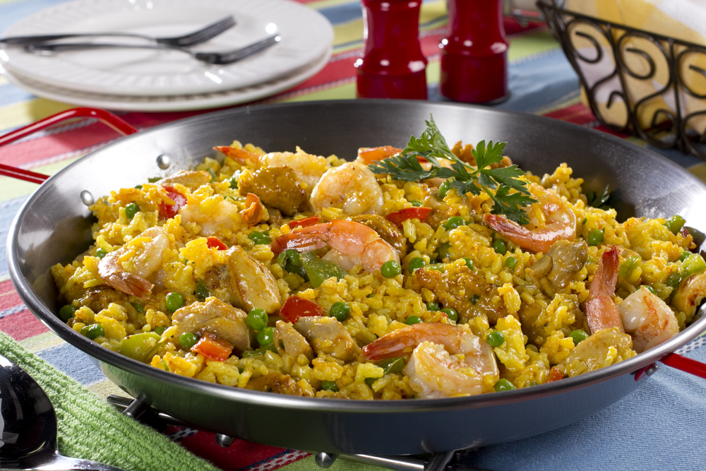 All In One Paella Mrfood Com