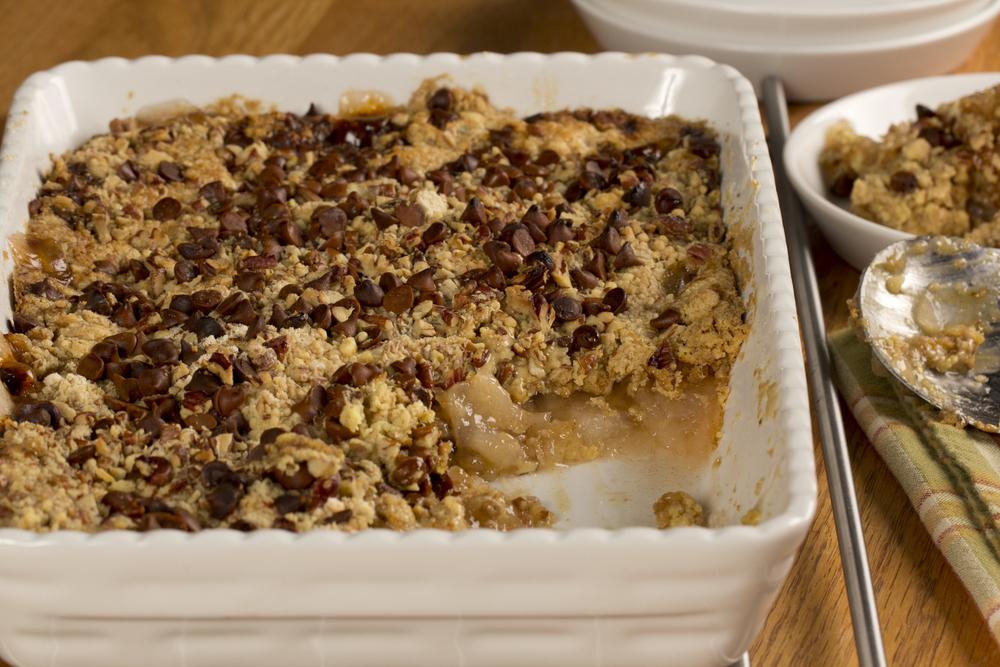 Apple Cinnamon Dump Cake Mrfood Com