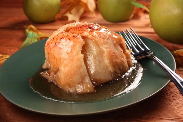Apple Dumplings: Our Best Apple Dumpling Recipe   MrFood.com