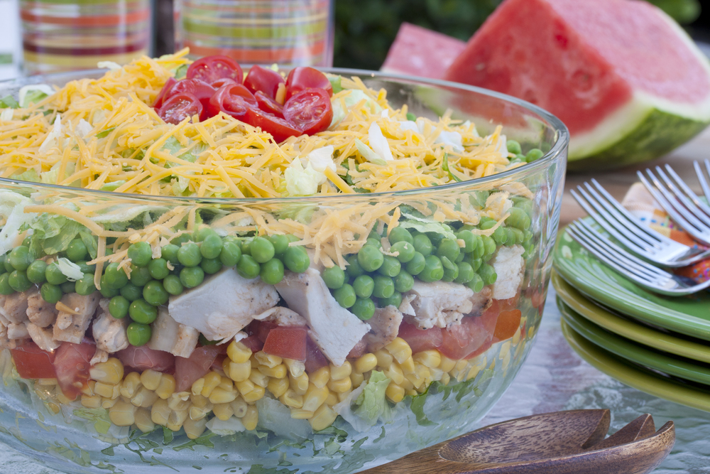 Potluck Ideas for Work: 58 Crowd