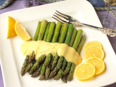 Easy hollandaise sauce recipe for asparagus