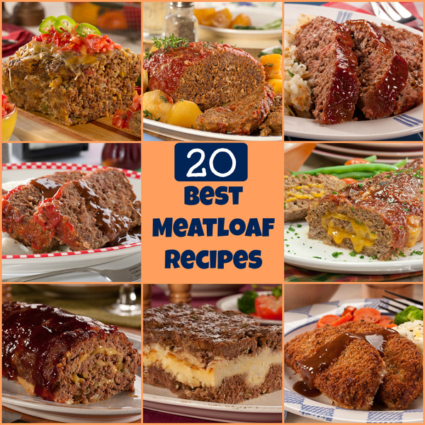 Easy meatlloaf recipes