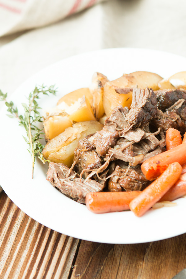 Fall Apart Slow Cooker Roast Allfreeslowcookerrecipes Com