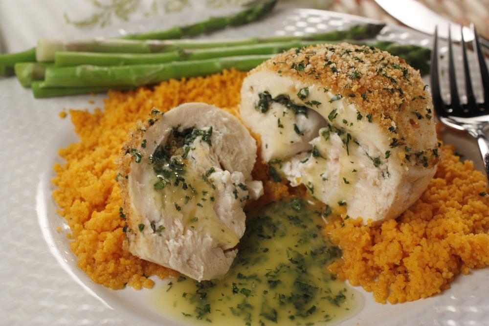 Chicken Kiev Rollups Mrfood