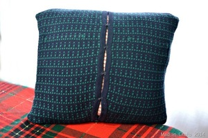 Christmas Sweater Throw Pillows