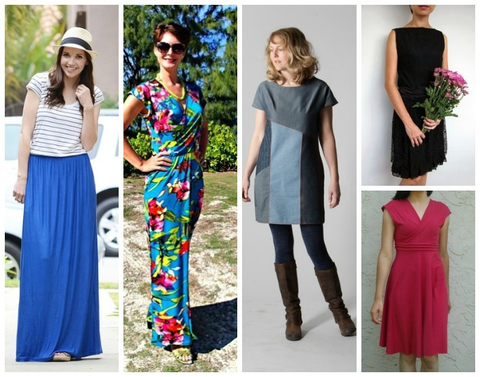 29 Long Dresses for Summer, Women's Maxi Dresses, and Skirts ...