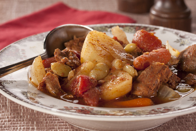 Make Ahead Hungarian Beef Stew