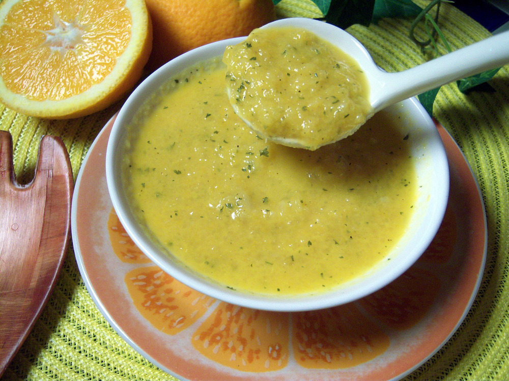 Pineapple Orange Dressing Mrfood Com