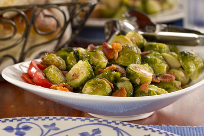 Best Bacon Sprouts