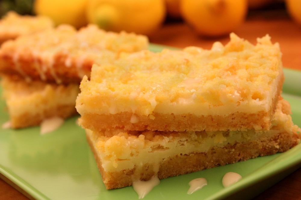 Cake mix squares recipes