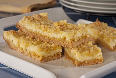 Lemon Glacier Bars