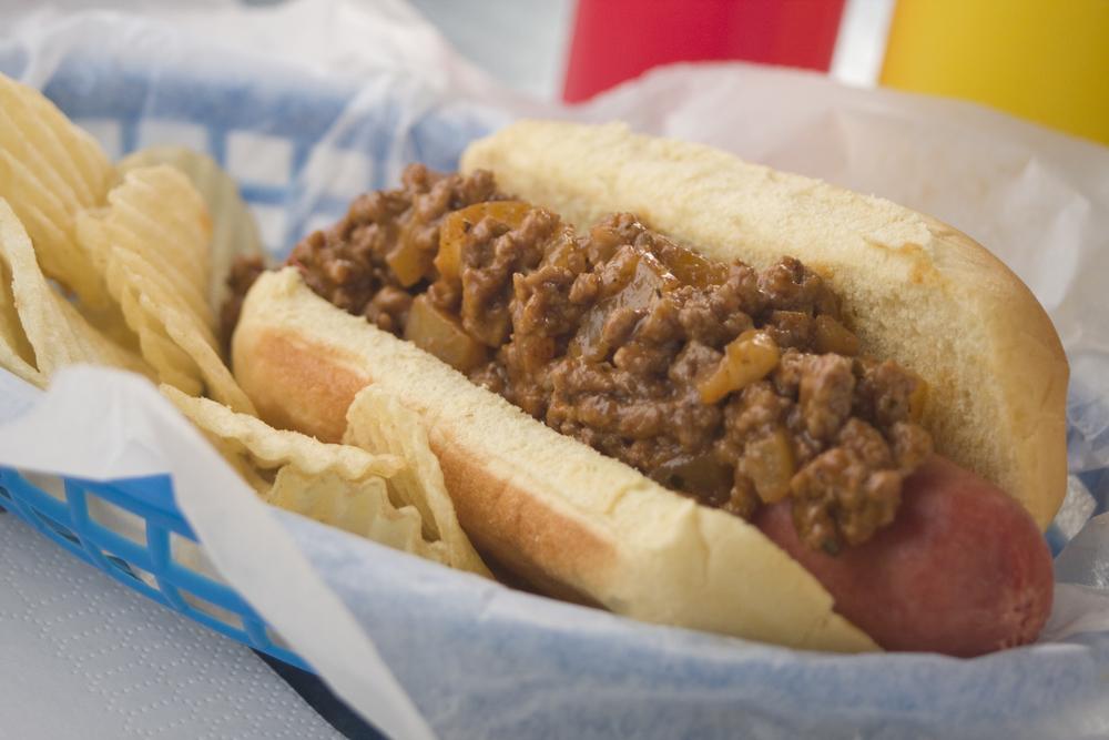 Coney Island Hot Dogs Mrfood Com